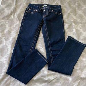 Paris Blues Dark Blue Jeans Size 3